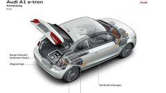 Audi A1 e-tron - Immagine: 14