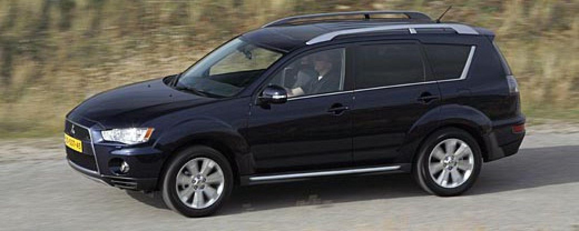 Mitsubishi Outlander 2010 2.2 DiD TC-SST