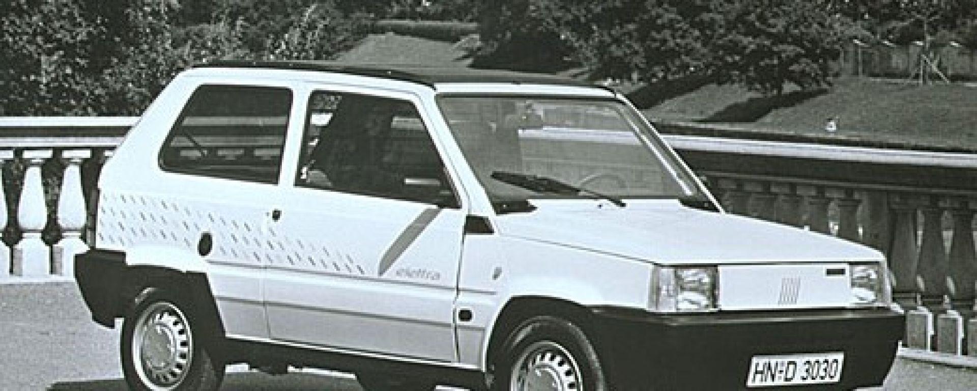 Panda story, dal 1980 al 2003