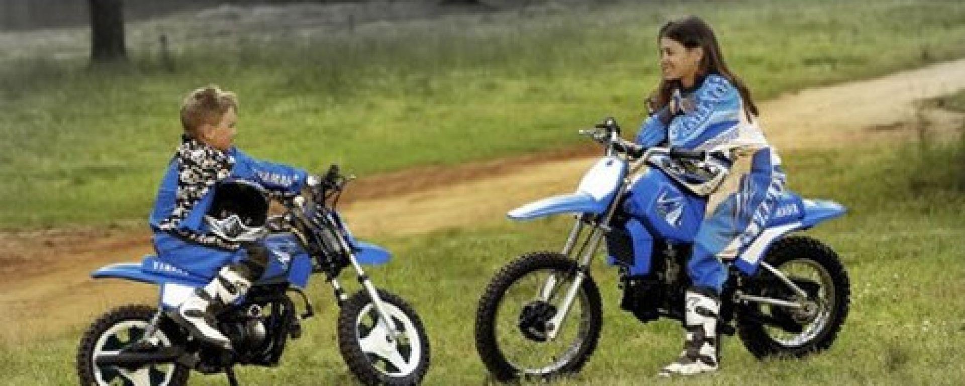BABY RIDING SCHOOL 2011:scuola moto per bambini