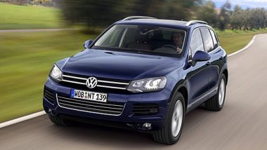 Listino prezzi Volkswagen Touareg