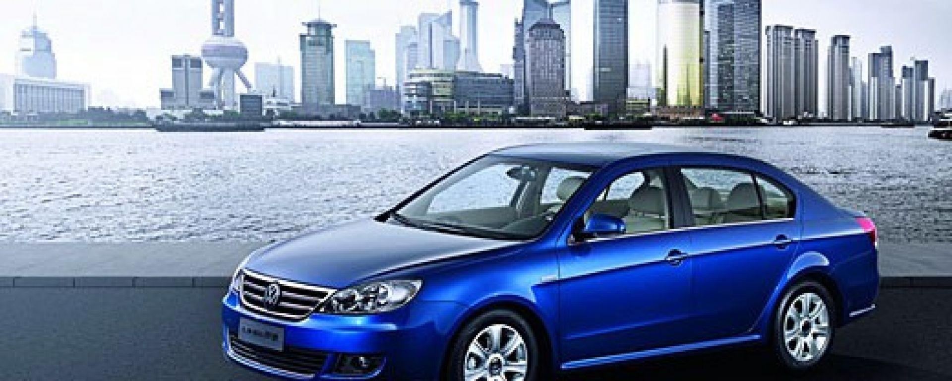 Salone di Pechino - Volkswagen