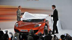 Inside McLaren Mp4 - Immagine: 5