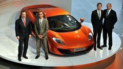 Inside McLaren Mp4 - Immagine: 7
