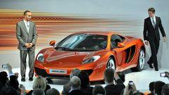 Inside McLaren Mp4 - Immagine: 9