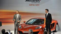 Inside McLaren Mp4 - Immagine: 10