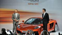 Inside McLaren Mp4 - Immagine: 11