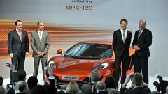 Inside McLaren Mp4 - Immagine: 12