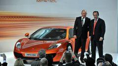 Inside McLaren Mp4 - Immagine: 13