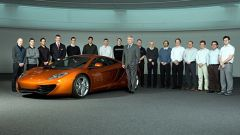 Inside McLaren Mp4 - Immagine: 16