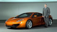 Inside McLaren Mp4 - Immagine: 17