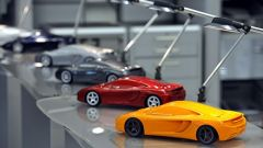 Inside McLaren Mp4 - Immagine: 21