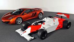 Inside McLaren Mp4 - Immagine: 26