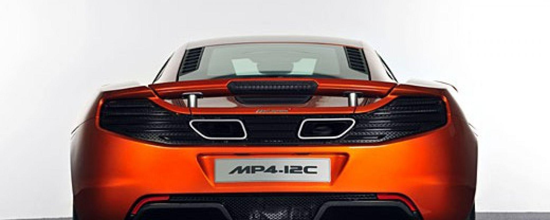 Inside McLaren Mp4