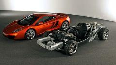 Inside McLaren Mp4 - Immagine: 45