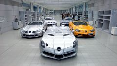 Inside McLaren Mp4 - Immagine: 74
