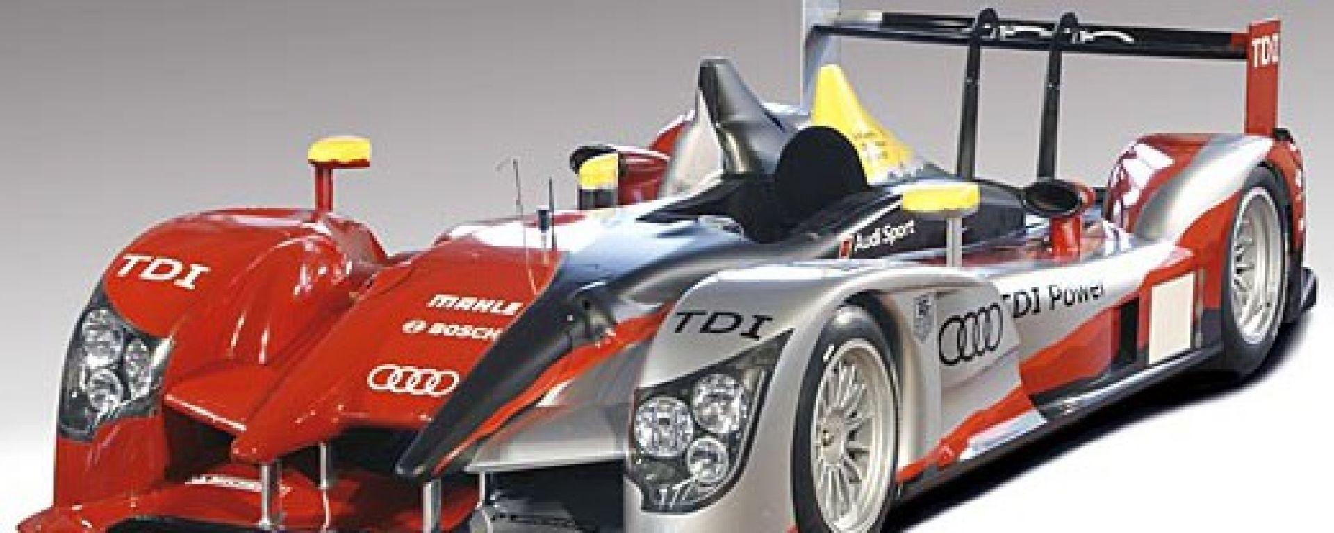 Audi R15 TDI 2010