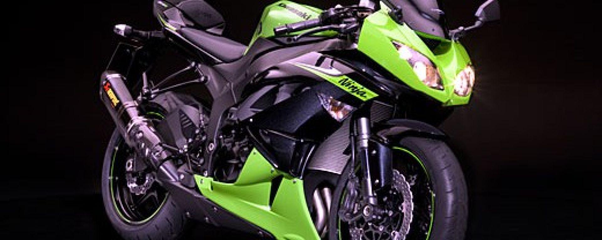 Kawasaki Limited Edition