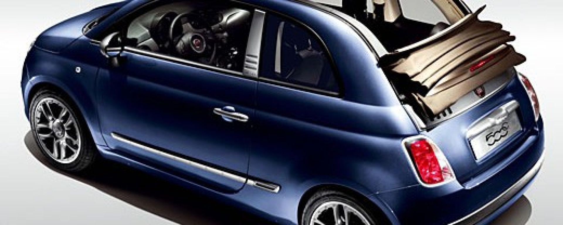 Fiat 500 C by Diesel