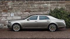Bentley Mulsanne: abitacolo a cinque stelle - Immagine: 1