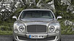 Bentley Mulsanne: abitacolo a cinque stelle - Immagine: 16