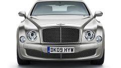 Bentley Mulsanne: abitacolo a cinque stelle - Immagine: 11