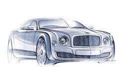 Bentley Mulsanne: abitacolo a cinque stelle - Immagine: 2