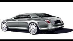 Bentley Mulsanne: abitacolo a cinque stelle - Immagine: 4
