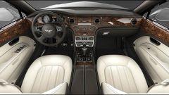 Bentley Mulsanne: abitacolo a cinque stelle - Immagine: 5