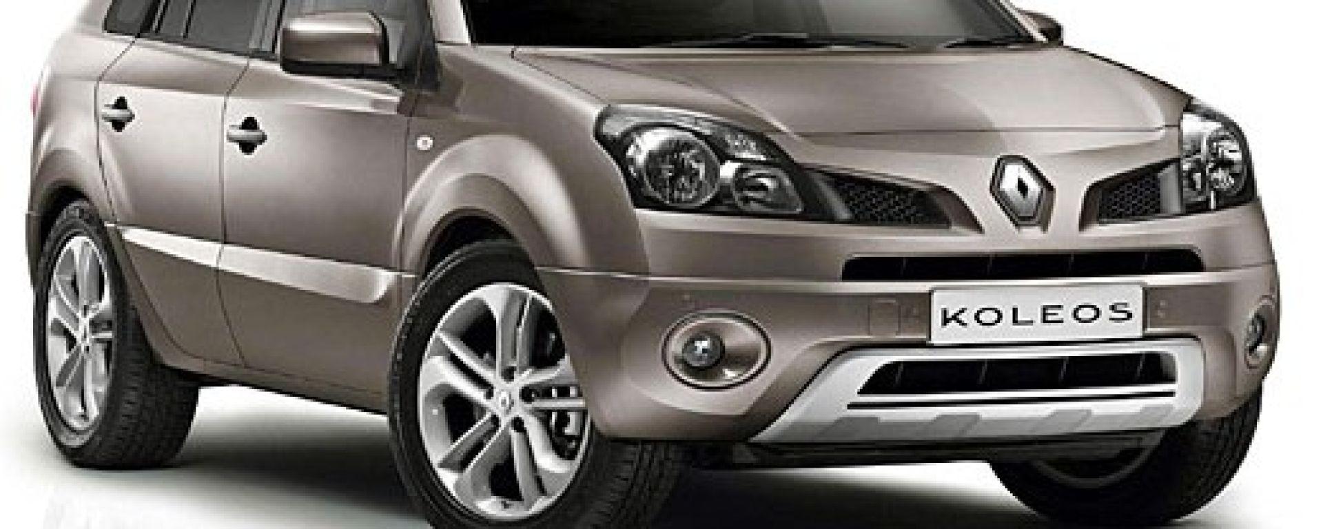 Renault Koleos my 2010