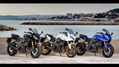 Yamaha FZ8 - Immagine: 5