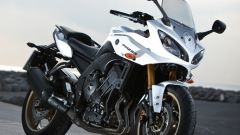 Yamaha FZ8 - Immagine: 8