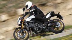 Yamaha FZ8 - Immagine: 9