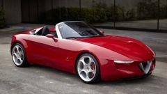 Zagato Alfa Romeo TZ3 Corsa, le nuove foto in HD - Immagine: 10