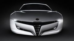 Zagato Alfa Romeo TZ3 Corsa, le nuove foto in HD - Immagine: 13