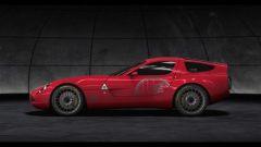 Zagato Alfa Romeo TZ3 Corsa, le nuove foto in HD - Immagine: 17