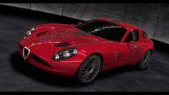 Zagato Alfa Romeo TZ3 Corsa, le nuove foto in HD - Immagine: 1