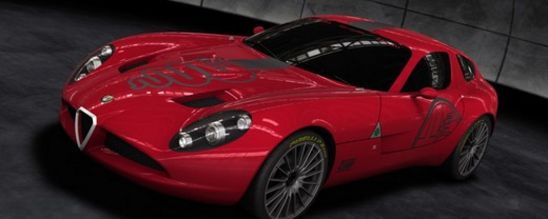 Zagato Alfa Romeo TZ3 Corsa, le nuove foto in HD