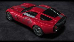 Zagato Alfa Romeo TZ3 Corsa, le nuove foto in HD - Immagine: 20
