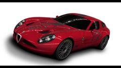 Zagato Alfa Romeo TZ3 Corsa, le nuove foto in HD - Immagine: 23