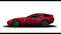Zagato Alfa Romeo TZ3 Corsa, le nuove foto in HD - Immagine: 28