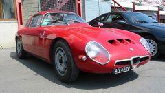 Zagato Alfa Romeo TZ3 Corsa, le nuove foto in HD - Immagine: 30