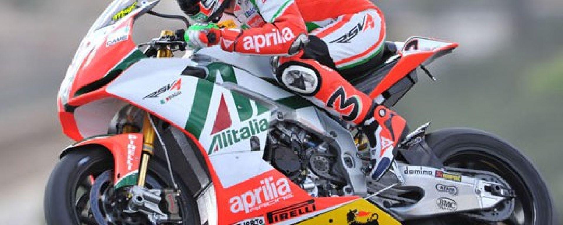 Vola Alitalia, vinci la Superbike