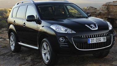 Listino prezzi Peugeot 4007