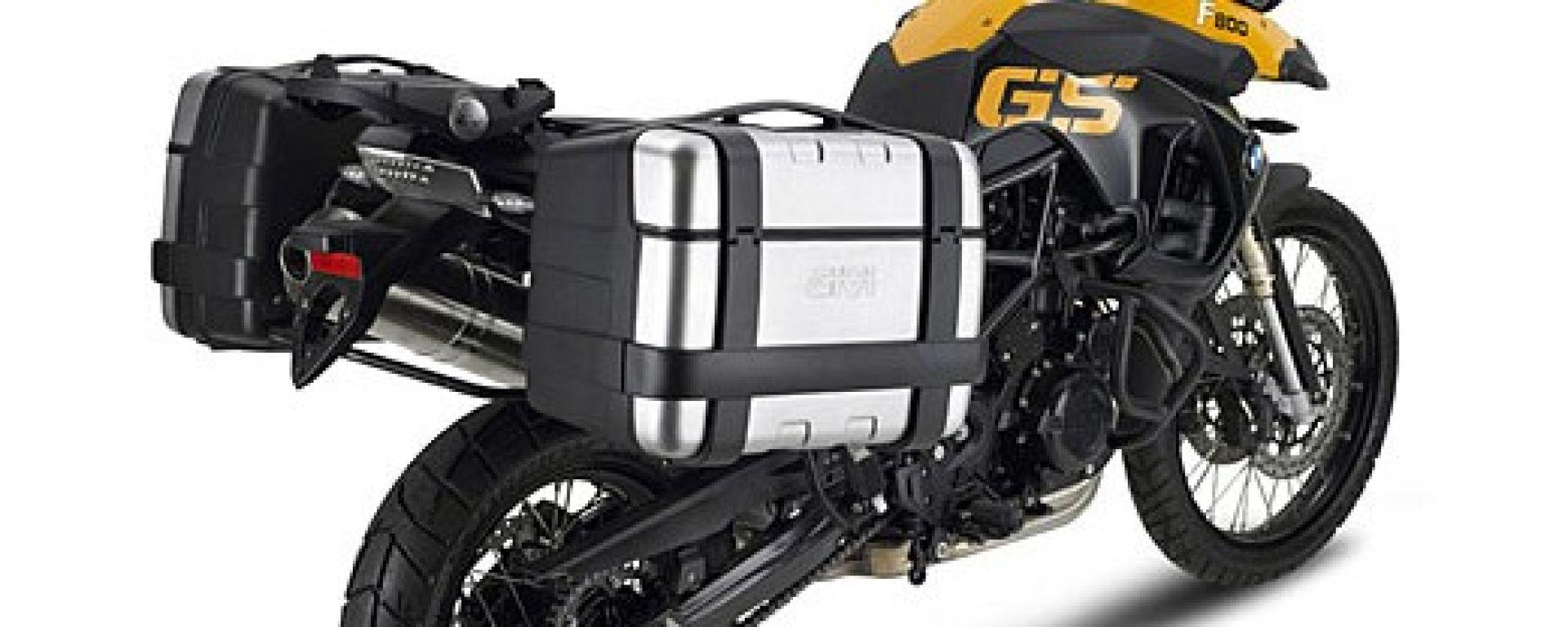 GIVI: Trekker valigie per l'enduro