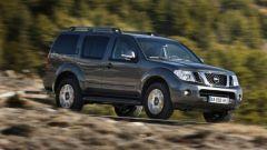 Nissan Navara & Pathfinder 2010  - Immagine: 13
