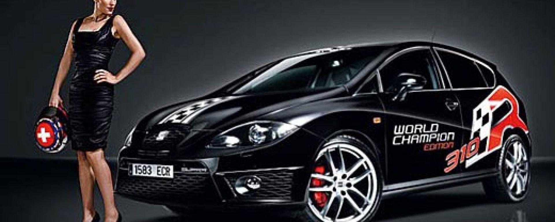 Seat Leon R310 WCE