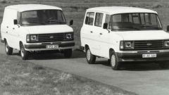 Ford Transit story 1965-2010 in 184 immagini - Immagine: 6