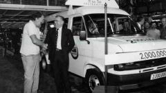 Ford Transit story 1965-2010 in 184 immagini - Immagine: 7