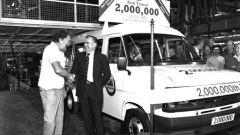 Ford Transit story 1965-2010 in 184 immagini - Immagine: 11